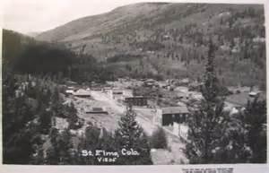 colorado haunts st elmo colorado haunted colorado ghost town