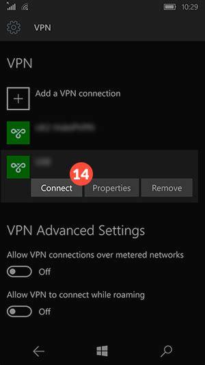 openvpn windows 10 tutorial how to set up pptp vpn on windows 10 mobile vpn setup