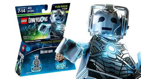 Lego 71238 Dimensions Pack Cyberman cyberman pack 71238 lego 174 dimensions products and sets