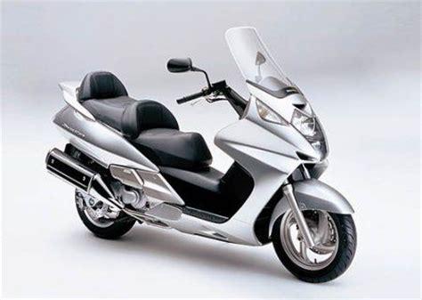 honda silverwing  otro de los grandes motoblogster