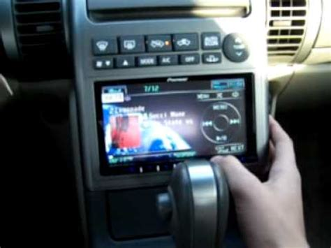 security system 2003 infiniti g35 navigation system sterling s g35 coupe with audio upgrades youtube