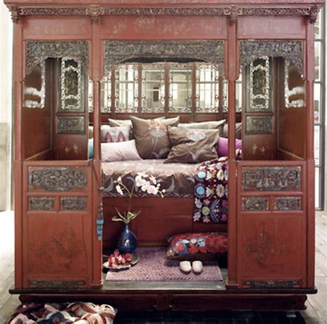 chinese bedroom chinese bed
