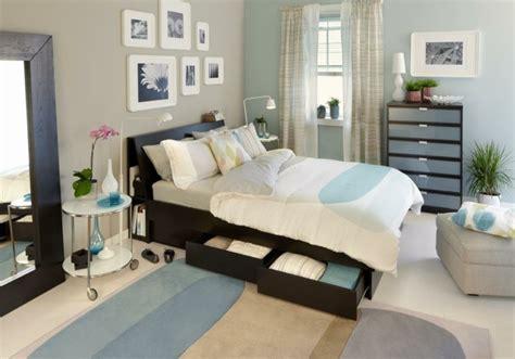 Wandfarbe Schlafzimmer Beruhigend by 50 Beruhigende Ideen F 252 R Schlafzimmer Wandgestaltung