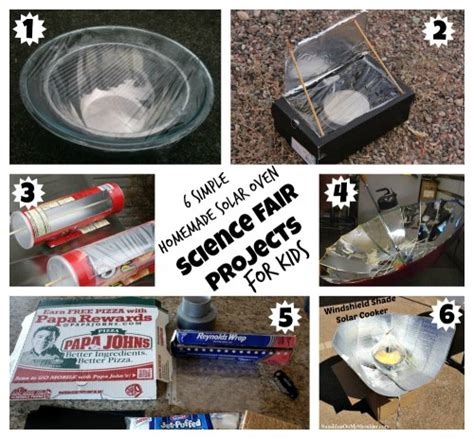 diy solar project 6 solar oven projects for