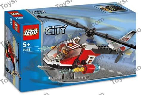 P L Helikopter Set lego 7238 helicopter set parts inventory and