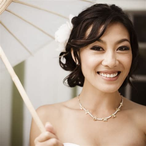 Asian Wedding Hairstyles by Asian Wedding Hairstyles Wedding Hair Photos By