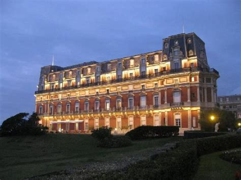 best hotel in biarritz hotel at picture of hotel du palais biarritz