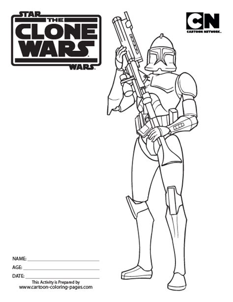 clone trooper coloring pages with regard to encourage to