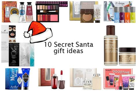 secret gift exchange ideas 10 secret santa gift ideas for 20 swatch