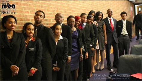 Black Mba Chapters by Black Mba Association S Dc Chapter Next Gt Gt Leaders Of
