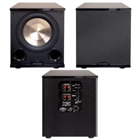 buy bic america acoustech pl  ii platinum series