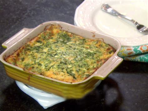 Crustless Spinach Cheese Quiche Bottomless Bites Spinach Cottage Cheese Quiche