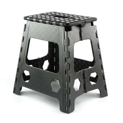 argos small folding step stool what types of steps are