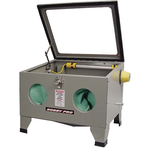 Hobby Pro Hp 50 Bench Top Blast Cabinet Tp Tools Equipment
