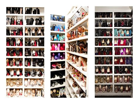 Shoes Closets by Closet Inspirations Ktrstyle