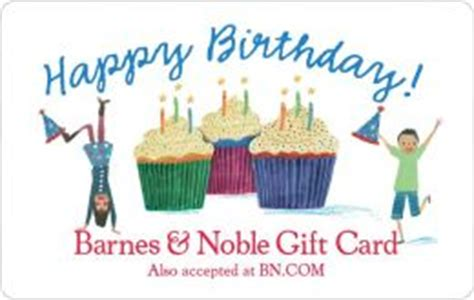 Barnes N Noble Gift Card - kids birthday gift card by barnes noble 2000003505074 barnes noble