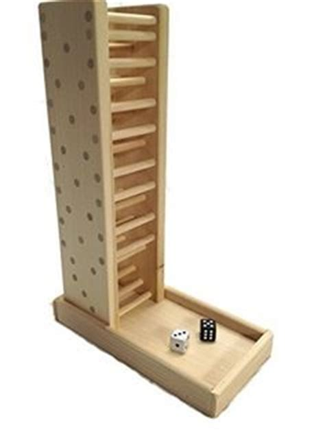Tower Of Dices By Cm a wooden dice tower room dice