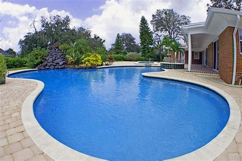15 Swimming Pool Ideas For Backyard Types And Cost Backyard Swimming Pools Cost