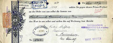 bank wechsel philaseiten de wechsel deutscher oder internationaler banken
