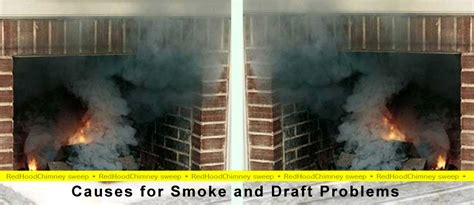 Fireplace Not Drafting by Smoke And Draft Problems