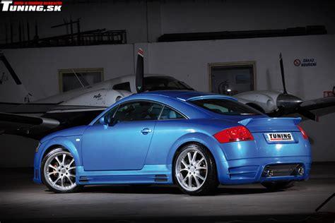 Audi Tt 1999 Tuning by Tuning Audi Tt 8j Tuning R V 1999 Raps 211 Dia V Modrej