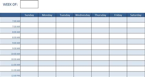 sle of work schedule template how to make a plan for employees best employee 2018