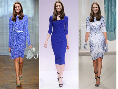 what color shoes with royal blue dress images