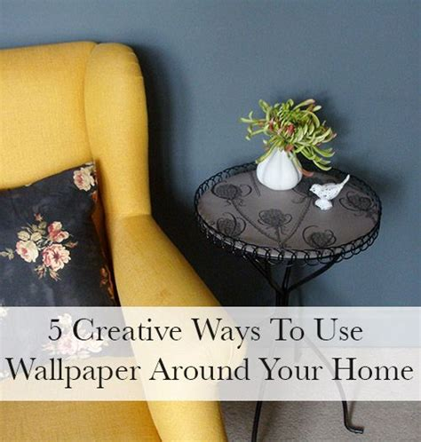 Unique Ways To Use Vinegar Around Your House by 221 Best Images About How To Use Vintage Wallpaper Scraps