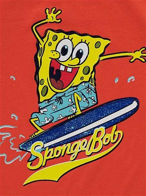nickelodeon spongebob squarepants pyjama set george at asda