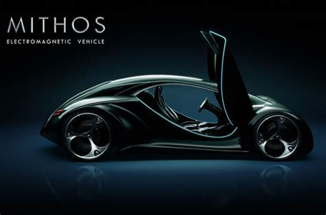 electromagnetic induction vehicles futuristic mithos electromagnetic vehicle features crash resistant and quantum boost