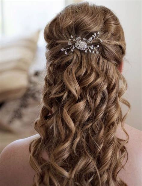 bridal hairstyles of long hair bohemian wedding hairstyles for long hair