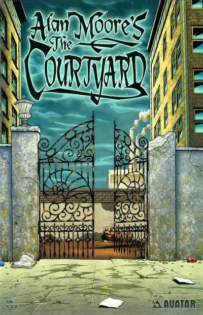 alan moores the courtyard alan moore s the courtyard 1 chapter 1 issue