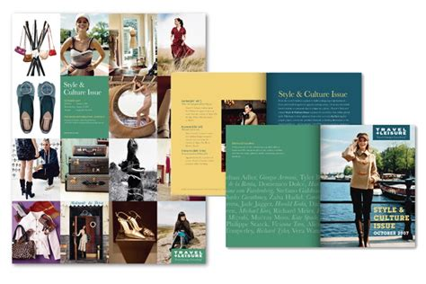 Black Bathrooms Ideas 30 creative fashion brochure designs flashuser