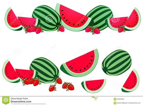 watermelon on the border image gallery watermelon border