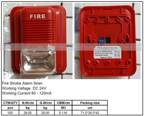 Visual Alarm conventional audio visual alarm 12v alarm strobe lights buy audio visual alarm