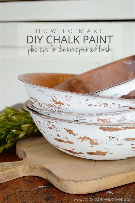 chalk paint diy tips grant how to make diy chalk paint plus tips