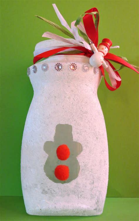recycled glass jar christmas lantern favecraftscom