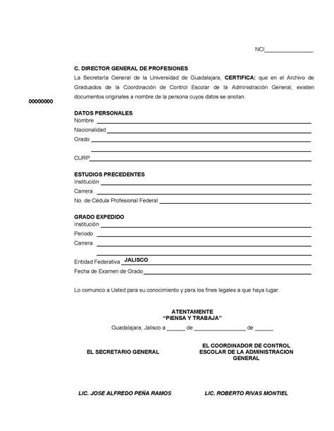 imagenes de formatos escolares formato de certificado global coordinaci 243 n general de