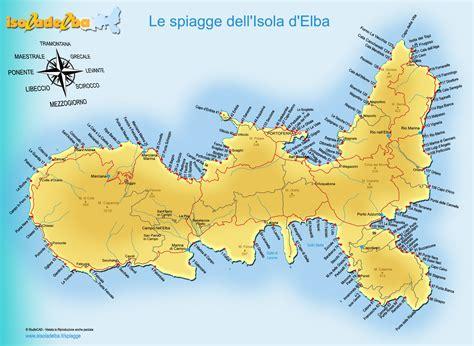 isola d elba tutte le spiagge all isola d elba