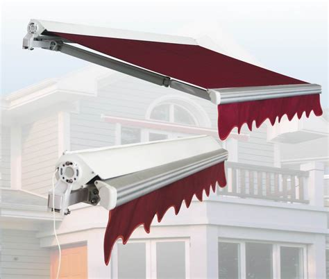What Is An Awning retractable awning malaysia gear or motorised