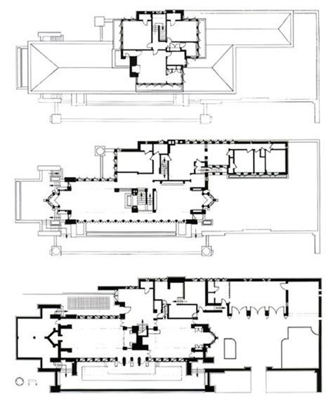 Robie House Floor Plan by Robie House Chicago 1908 By Frank Lloyd Wright