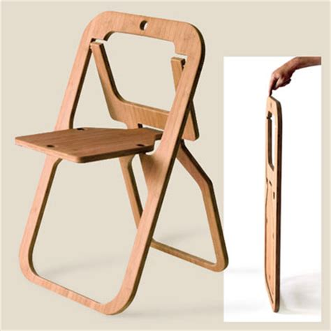 space saving armchair desile folding chair by christian desile cleverest space