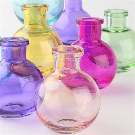 Bud Vase Bulk Mini Bud Vases Colored Bud Vases Mini Colored Bud Vases
