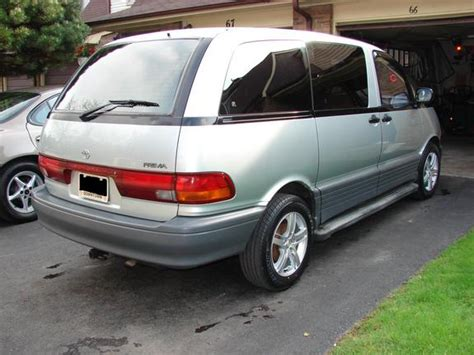 ironman 321 1991 toyota previale minivan specs photos modification info at cardomain