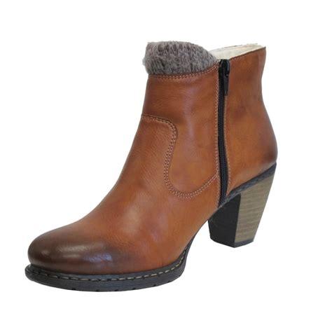 rieker womens boots z1552 24