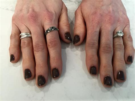 Standar Manicure the daily details nail bar q a the daily details