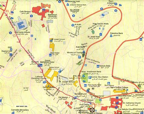 bethlehem jerusalem map get into bethlehem from jerusalem visitpalestine