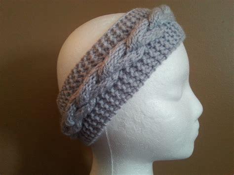 how to knit a braid faux braid pattern loom knit goodknit kisses