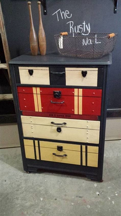 This Makes Ghost Furniture Look Ordinary by 17 Best Ideas About Vintage Chest Of Drawers On