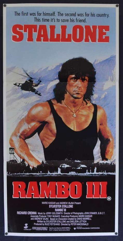 rambo film poster all about movies rambo iii movie poster daybill
